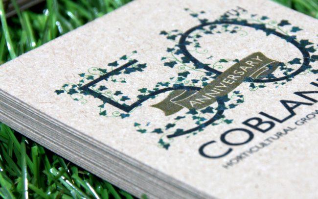 Coblands Branding portfolio